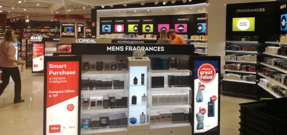 duty free store faro
