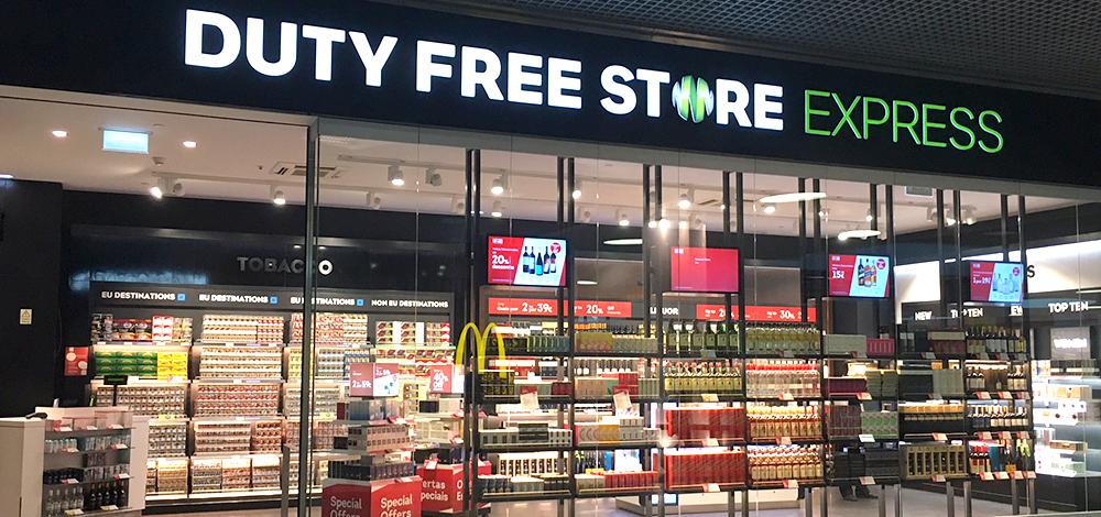 Duty Free Store Express